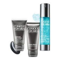 Clinique For Men Daily Intense Hydration 3 piece set