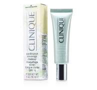 Clinique Continuous Coverage Makeup Foundation - 02 Natural Honey Glow - 30ml
