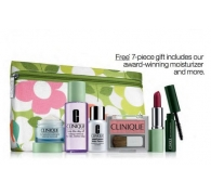 Clinique Skin Care and Makeup Gift Set