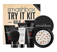Smashbox Try It Kit Halo and BB plus primer - Light