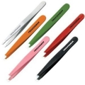 Tweezerman Professional Slant Tip Tweezerette Assorted Shades