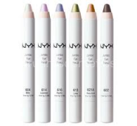 NYX Cosmetics JEP Jumbo Eye Pencils - Milk or Black Bean
